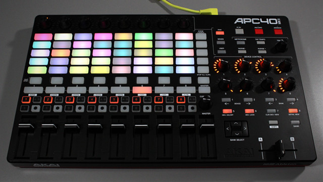 best midi controller for looping in Ableton