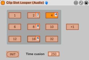 Ableton Live Looper
